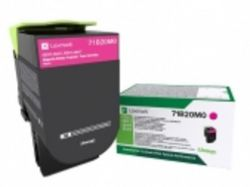 LEXMARK - CS/X317 Magenta LEXMARK Return Program Toner Cartridge