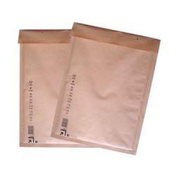 OFFICE - Envelopes Air-Bag Kraft 240x340 Nº 4 Pack 10un