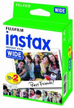 FUJIFILM - COLORFILM INSTAX REG.GLOSSY(10X2/PK)