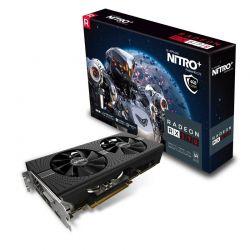 SAPPHIRE - RADEON RX 570 4GB GDDR5 NITRO+ CTLR PCI-E 2XHDMI DVI-D 2XDP W/BP IN