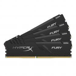 HYPERX - FURY DDR4 64GB (4x16GB) 2666MHz