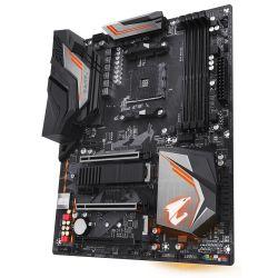 GIGABYTE - MB X470 4XDDR4/USB-C - X470 AORUS ULTRA GAMING AM4