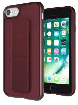 ADIDAS - GRIP CASE IPHONE 7 (COLLEGIATE BURGUNDY)