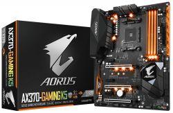 GIGABYTE - AX370-GAMING K5 AMD AM4 X370 4DDR4 64GB HDMI GBLAN 8SATA3 8USB3.1