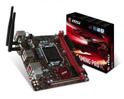MSI - MB H270I GAMING PRO AC INTEL 1151 (K) H270 ITX