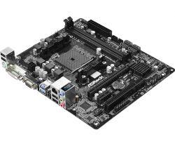 ASROCK - FM2A88M-HD+ R3.0 AMD A88X SOCKET FM2+ MICRO ATX