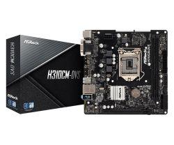ASRock - MB Intel 1151 H310CM-DVS CL