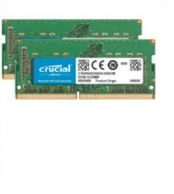 CRUCIAL - 16GB DDR4 2400 MT/S KIT 8GBX2 SODIMM 260PIN PARA MAC