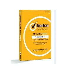 SYMANTEC - Norton Security Basic 1.0 PO  1 User 1 Device 12 Months Online SPECIAL DRM KEY FTP - Licença ESD