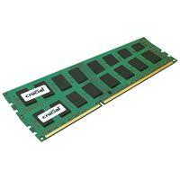 CRUCIAL - 16GB Kit (8GBx2) DDR3 1866 MT / s (PC3-14900) ECC