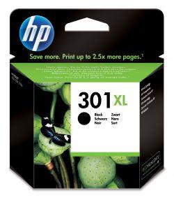 HP - 301XL Preto Ink Cartridge
