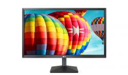LG - 24MK430H-B - Monitor LED Com sintonizador de TV - 24P (23.8P visível) - 1920 x 1080 Full HD (1080p) - AH-IPS - 250 cd/m² - 1000:1 - 5 ms - HDMI, VGA - preto opaco