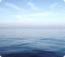 FELLOWES - TAPETE RECICLADA OCEANO AZUL