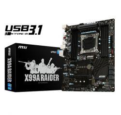 MSI - X99A RAIDER