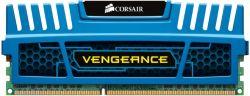 CORSAIR - DDR3 8GB 2x4GB PC 1600 Vengeance Blue Heatspreader CMZ8GX3M2A1600C9B