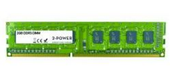 2-POWER - 2GB DDR3 1333MHZ DR DIMM - 2PCM-KVR13N9S6/2