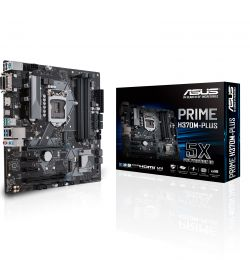 ASUS - PLACA PRIME H370M-PLUS, INTEL, 1151 (K), H370