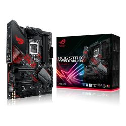 ASUS - MOTHERBOARD ROG STRIX Z390-H GAMING, SK 1151/4XDDR4/HDMI/DP/6 USB 3.1/ ATX