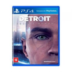 SONY - JOGO PS4 DETROIT BECOME HUMAN