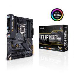 ASUS - MOTHERBOARD TUF Z390-PRO GAMING: SK 1151/4XDDR4/HDMI/DP/6 USB 3.1/ ATX