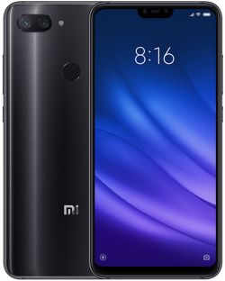 XIAOMI - MI 8 LITE 6:26P NOTCH FHD+ SNAPDRAGON 660 4GB/64GB 12MP+5MP/24MP AND.8.1 PRETO