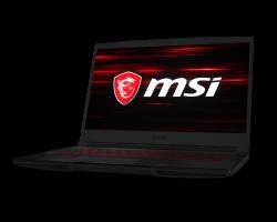 MSI - NB GF63 8RD-429XPT I7-8750H+HM370 8GB 256 GB SSD+1TB 15.6P FHD GF GTX 1050 4GB S/SO