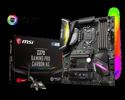 MSI - Z370M Gaming Pro Carbon AC