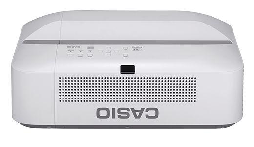 cb93bfbe249 CASIO - XJ-UT310WN 3D 3100 lumens WXGA (1280 x 800) 16 10 HD 720p 802.11g n  sem fios