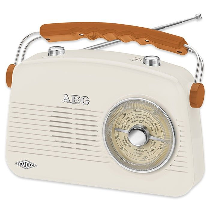 bde07776c61 AEG - Rádio Clássico NR 4155