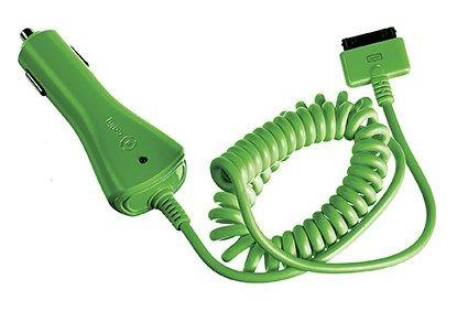 CELLY CARREGADOR CARRO IPHONE VERDE   Mbit