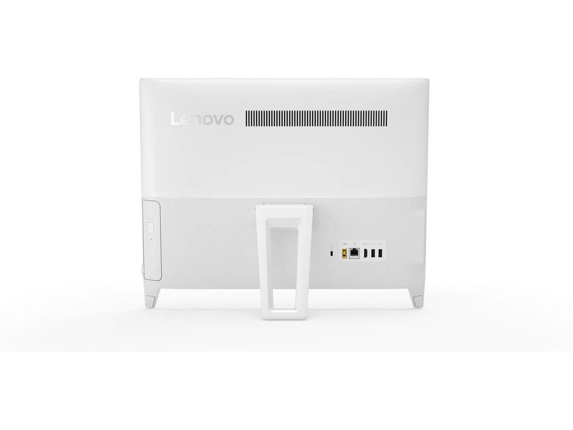 Lenovo Ideacentre Aio 310 20iap 124 Intel Cele Mbit Celeron J3355 4gb Ddr3 500gb Hd White