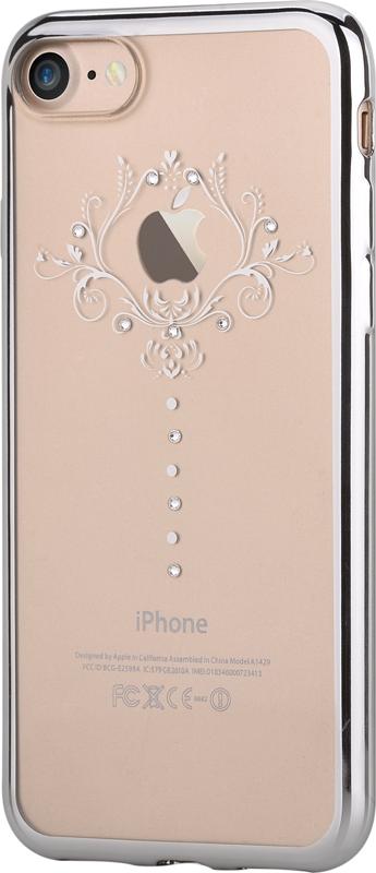 DEVIA - Capa Swarovski iPhone 7+ Crystal Iris Silv   Mbit 4c51b2c8d5