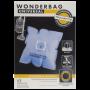 ROWENTA - Conjunto de 5 Wonderbags Classic - Sacos Univ. Anti-bact.