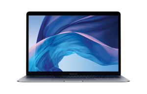 APPLE - Macbook Air 13P: 1.6Ghz dual-core intel core i5: 256GB - Space Grey