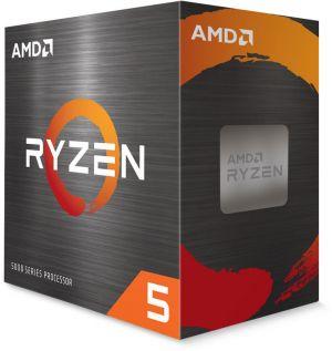 AMD - Processador Ryzen 5 5600X 6-Core (3.7GHz-4.6GHz) 35MB AM4