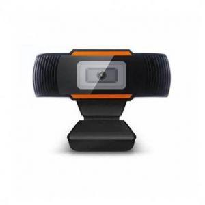 PHASAK - Webcam USB FullHD 1080P CMOS (1920x1080) 110º wide com microfone integrado
