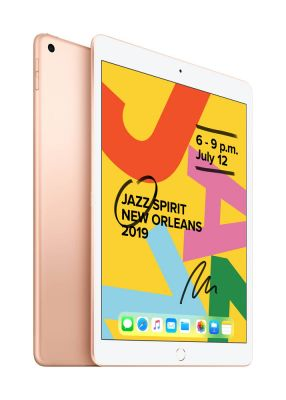 APPLE - iPad 10.2P (7a Ger.) Wi-Fi 128GB - Dourado