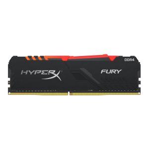 HYPERX - DDR4 8GB 3000MHZ CL15 FURY RGB