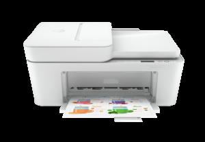 HP - Impressora Multifunções Deskjet Plus 4120