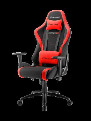 SHARKOON - Cadeira Gaming Skiller SGS2 - Preto/Vermelho