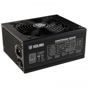 Kolink - Fonte Modular Continuum 1200W 80+ Platinum
