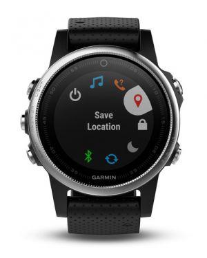 GARMIN - GPS RELOGIO FENIX 5S Pulseira Preta