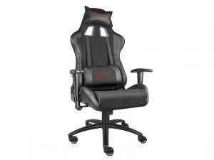 Genesis - Cadeira gaming nitro 550 preta