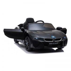 LEANTOYS - Carro Elétrico BMW I8 12V Preto