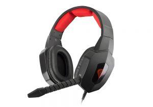 Genesis - Auscultadores com microfone h59 gaming jack