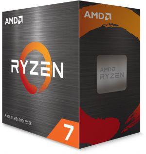 AMD - Processador Ryzen 7 5800X 8-Core (3.8GHz-4.7GHz) 36MB AM4
