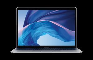 APPLE - Macbook Air 13P: 1.6Ghz dual-core intel core i5: 128GB - Space Grey