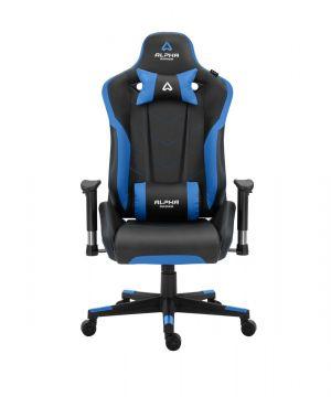 ALPHA GAMER - Cadeira Gaming Zeta - Preto/Azul