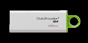 KINGSTON - Pen USB Datatraveler G4 128GB 3.0