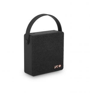SPC - Coluna Bluetooth 2x5W Preta
